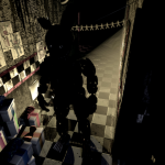Five Nights at Freddy's 3 – er sieht dich und du kannst ihn hören