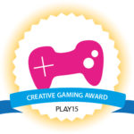 Winners of the Creative Gaming Awards 2015