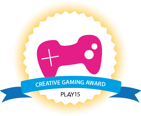 Creative Gaming Award Logo