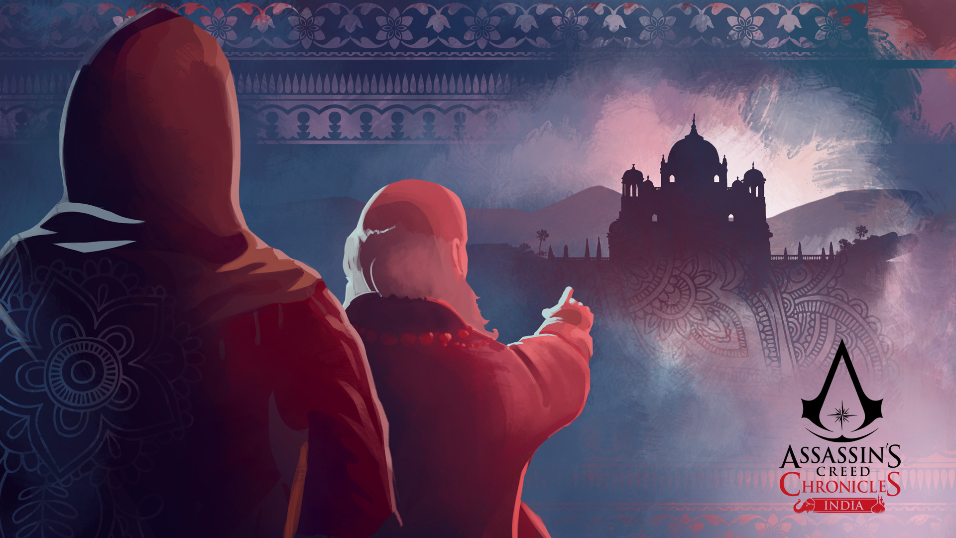 Assassin's Creed Chronicles India 1