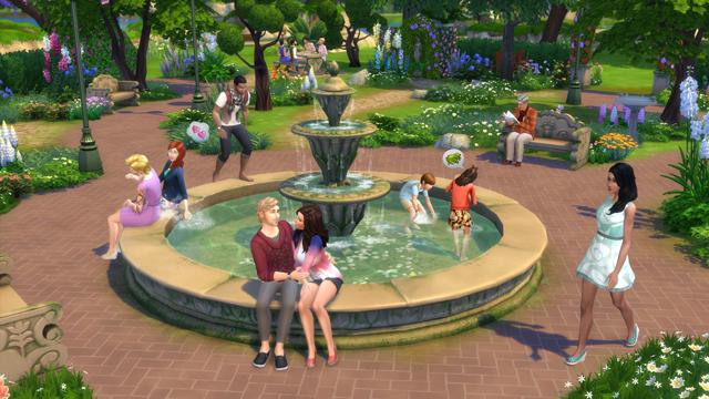 Sims 4 Romantik Accessoires