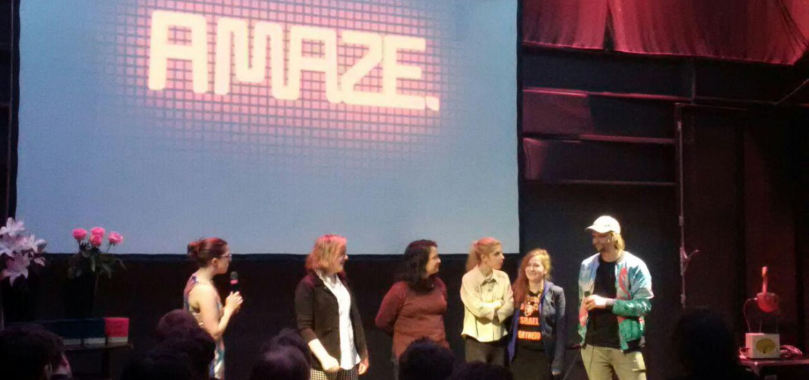 A MAZE. Indie Game Festival 2016