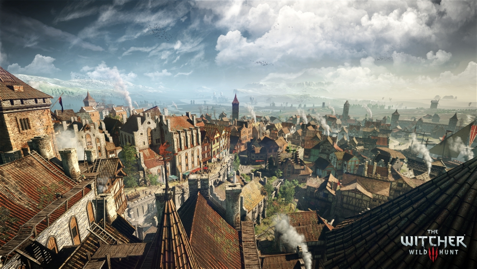 The WItcher 3_City
