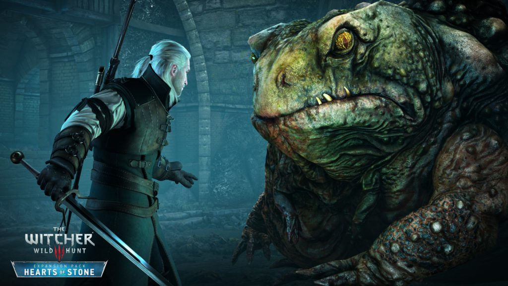 Witcher 3_Toad