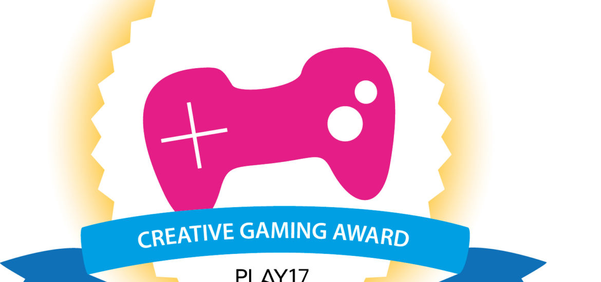 Creative Gaming Award 2017