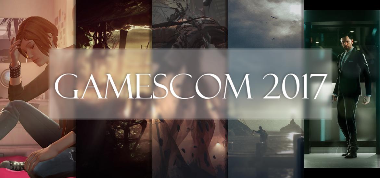 gamescom 2017 Titelbild