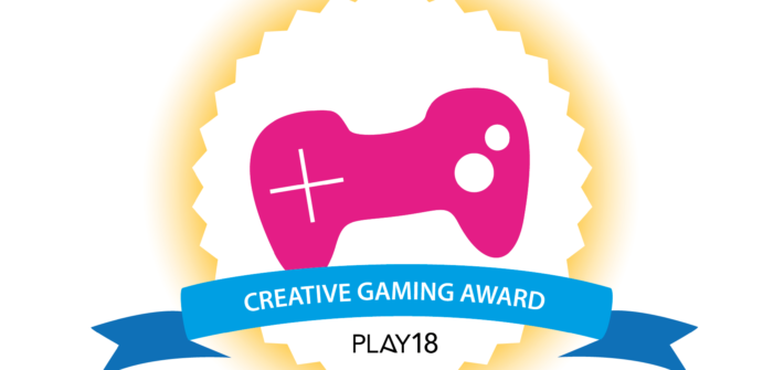 Creative Gaming Award 2018